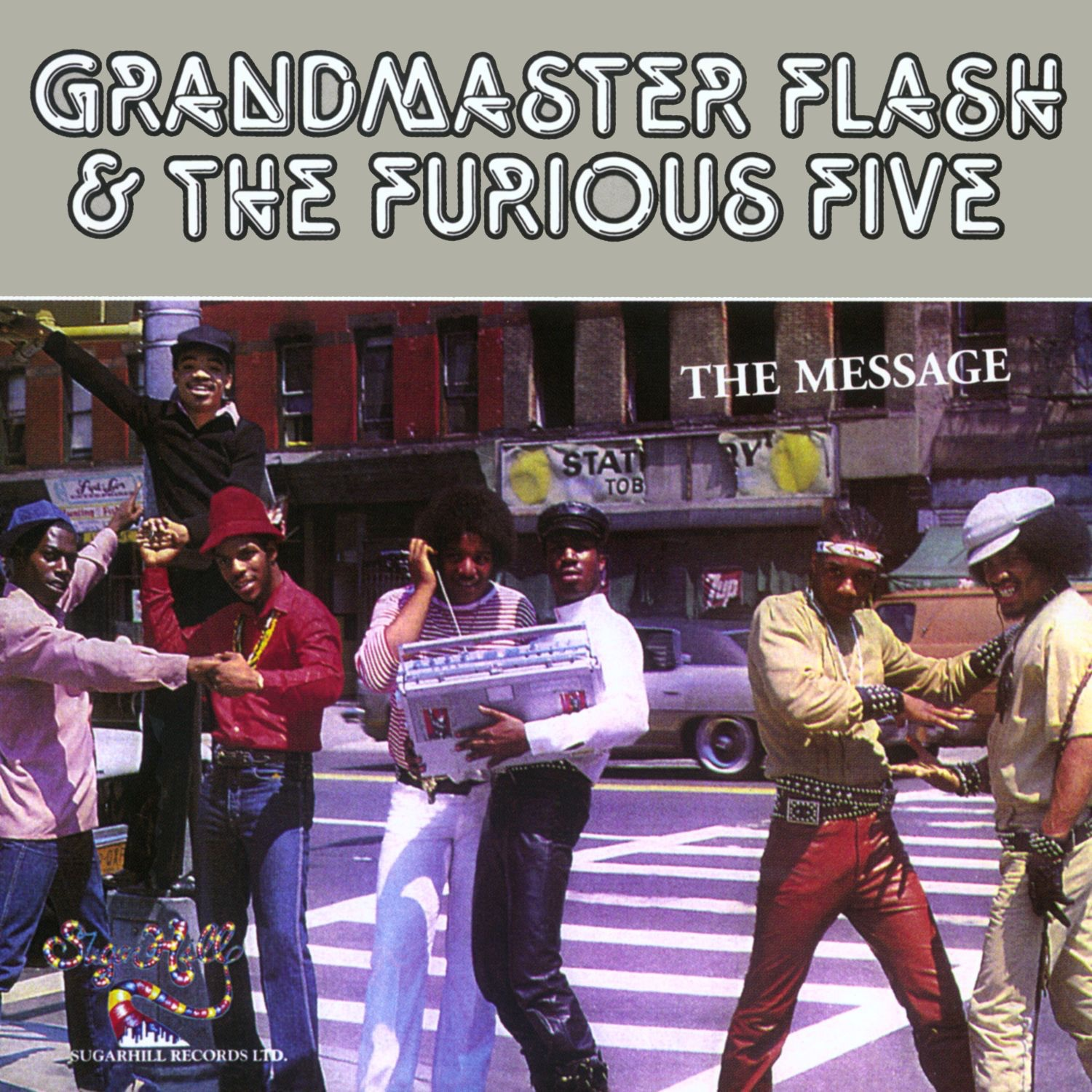 Scorpio by Grandmaster Flash & The Furious Five