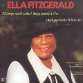 Ella Fitzgerald - Black Coffee