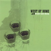 West Of Rome - Man's Intuition