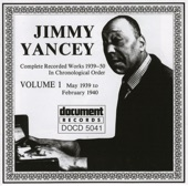 Jimmy Yancey - Slow And Easy Blues