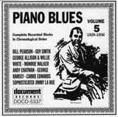 Bill Pearson - Detroit Blues