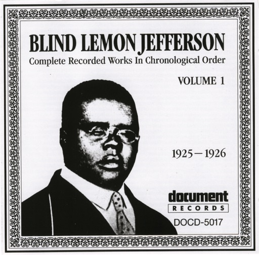 Art for Shuckin' Sugar Blues (Take 2) by Blind Lemon Jefferson