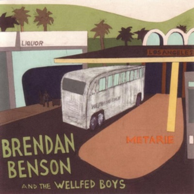 Metarie - EP - Brendan Benson