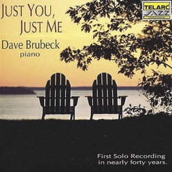 View album Dave Brubeck - Just You, Just Me