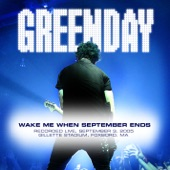 Wake Me Up When September Ends (Live) - Single