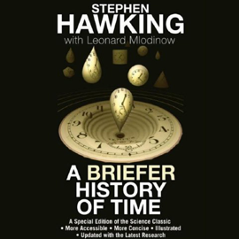 A Briefer History of Time (Unabridged) audiobook