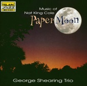 George Shearing Trio - It's Only A Paper Moon