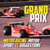 Grand Prix: Motor Racing, Motor Sport, F1 Suggestions (1970S Instrumental Easy Listening Production Music)
