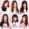 Mr. Chu (On Stage) [Japanese Version] - EP ジャケット写真