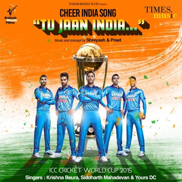 Krishna Beura, Siddharth Mahadevan & Yours DC - Tu Jaan India - Single album wiki, reviews