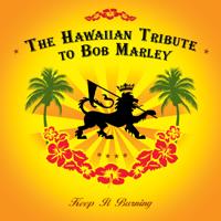 CMH World - Keep It Burning: The Hawaiian Tribute To Bob Marley artwork