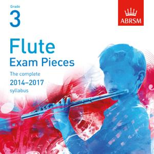 Kathryn Thomas & Richard Shaw - Flute Exam Pieces 2014-2017, ABRSM Grade 3