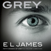 Download Grey: Fifty Shades of Grey as Told by Christian (Unabridged) Audio Book