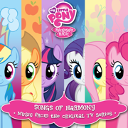 My Little Pony: Friendship Is Magic Songs of Harmony - Daniel Ingram - Daniel Ingram