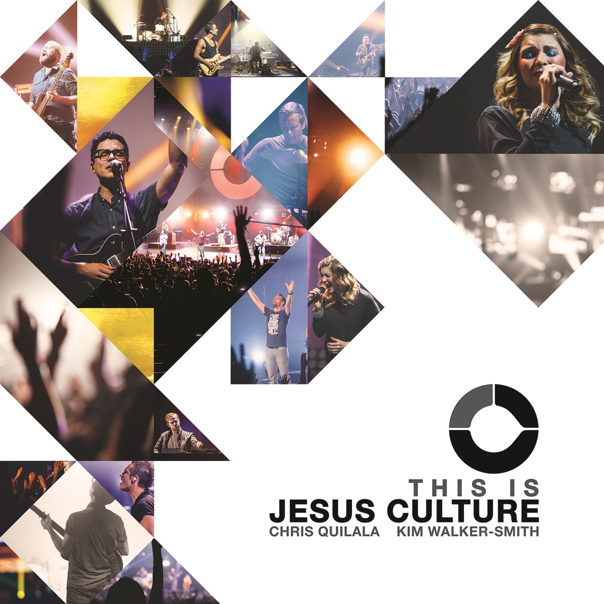 This Is Jesus Culture Live Jesus Culture CD cover