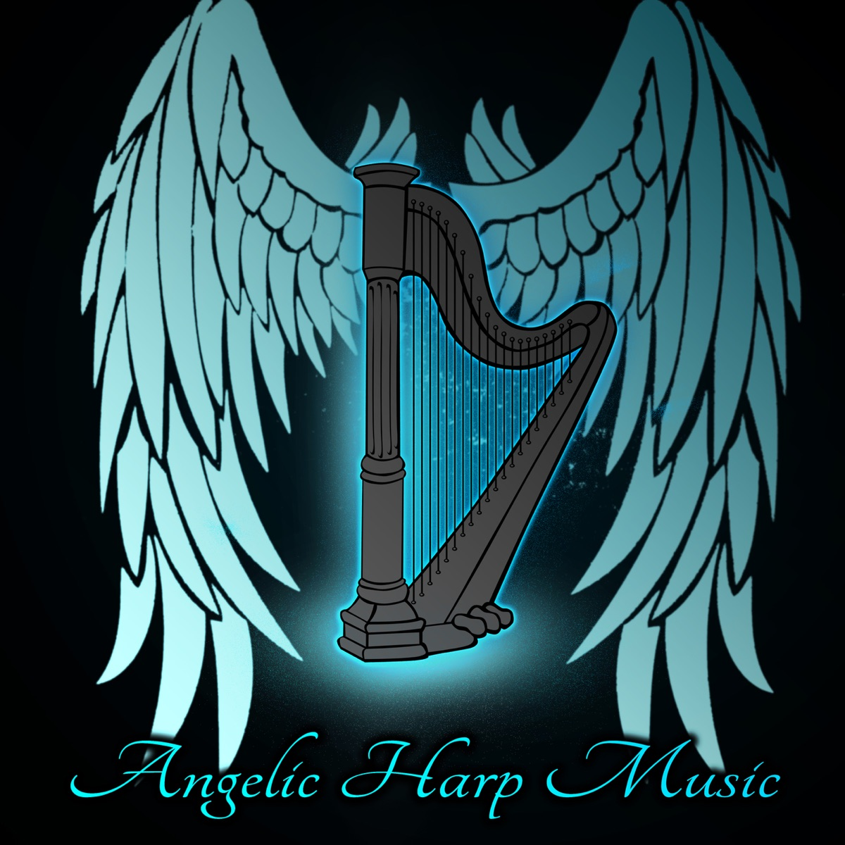 Angelic Harp Music – Soothing Sounds of Harp, Peace of Mind