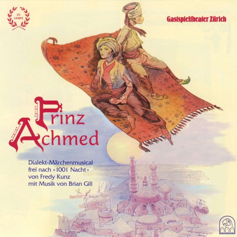 Prinz Achmed (Dialekt-Märchen Musical frei nach 1001 Nacht)