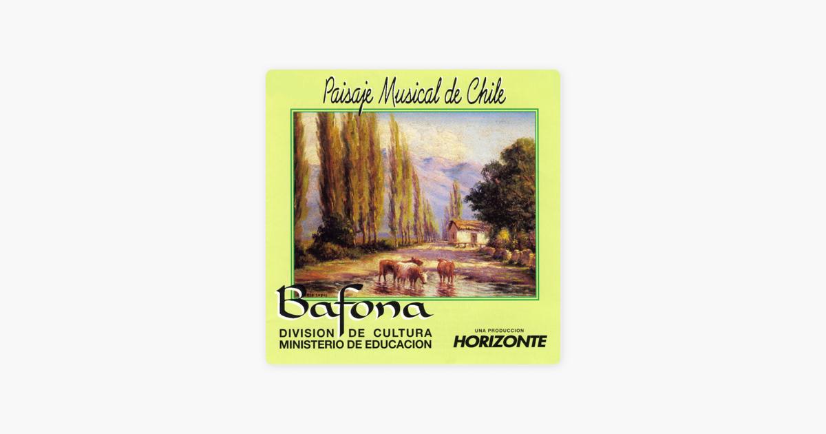 bafona paisaje musical de chile