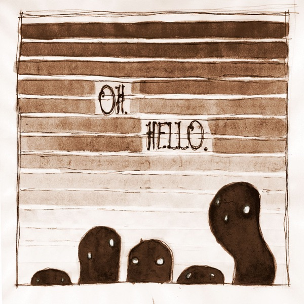The Oh Hellos - EP