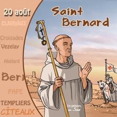 Saint-Bernard (On le fête le 20 août)