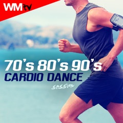 70's 80's 90's Cardio Dance Hits Session (60 Minutes Non-Stop Mixed Compilation for Fitness & Workout 135 - 150 BPM)