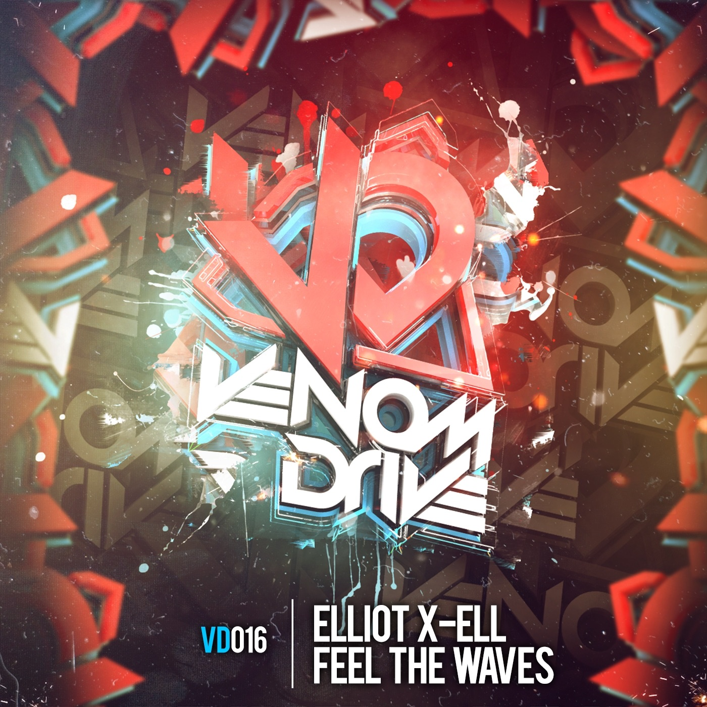 Feel the Waves - Single
