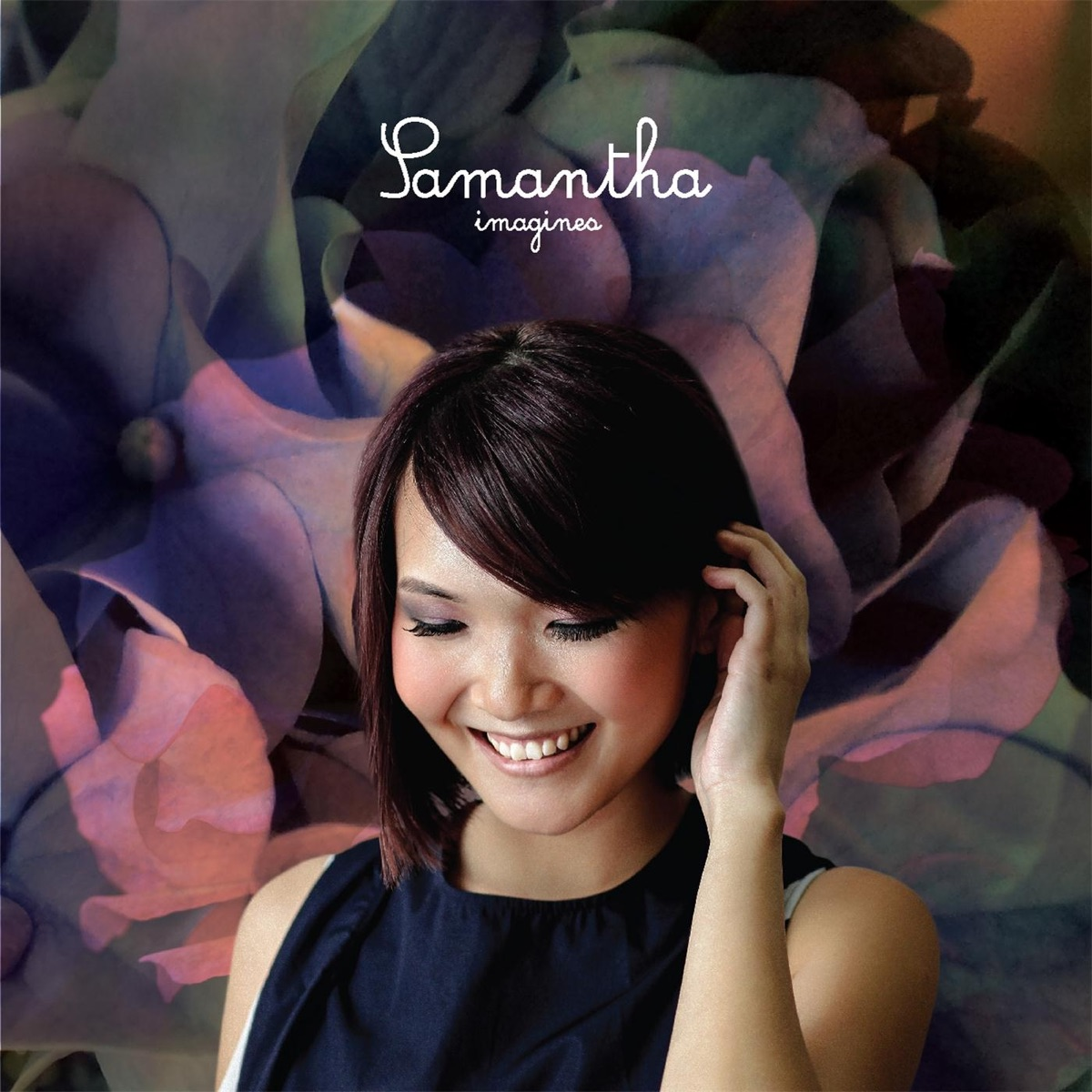 Samantha Imagines - EP Samantha CD cover