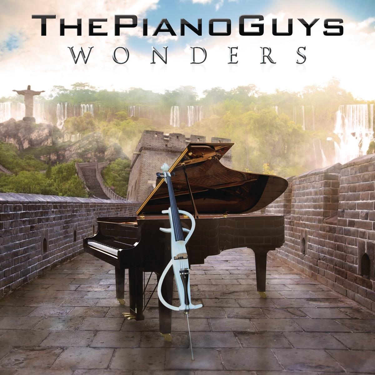 Wonders The Piano Guys CD cover