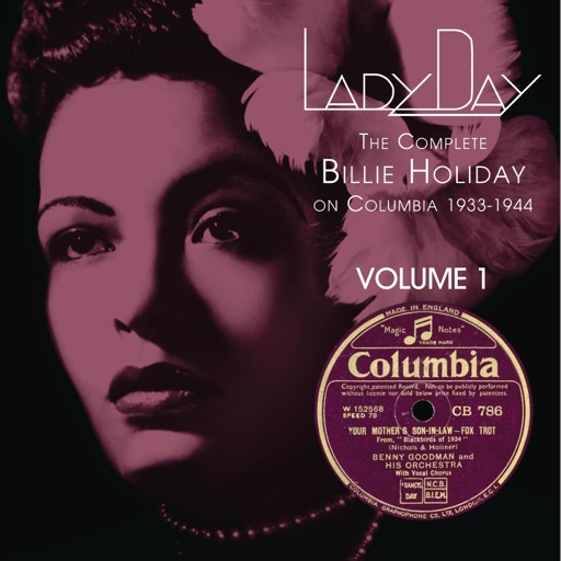 Art for What a Little Moonlight Can Do by Billie Holiday