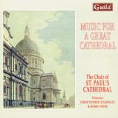 Choral Music by Batten, Boyce, Battishill, Green, Mendelssohn, Attwood, Macpherson, Stainer, Goss, Parry, Tomkin, Byrd