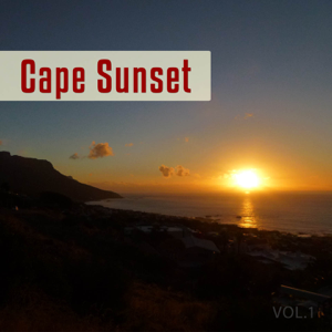 Various Artists - Cape Sunset, Vol. 1 (Sunset Tunes South Africa)