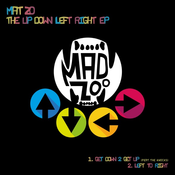 The Up Down Left Right - Single