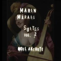 Marin Marais: Suites, Vol. 2 (Arr. for Guitar)