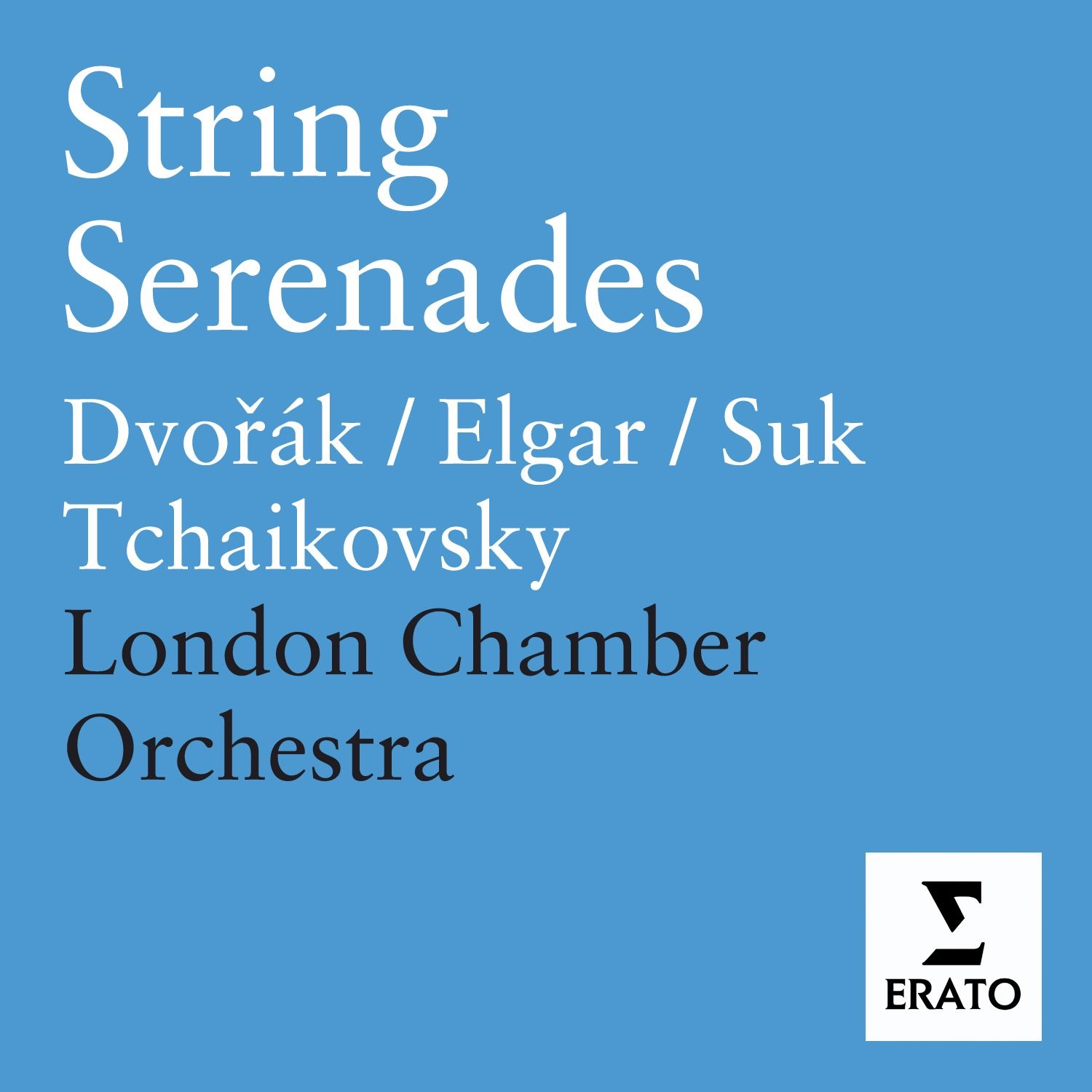 Serenade for Strings in E Minor, Op. 20: I. Allegro piacevole