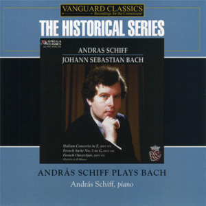 András Schiff - Andras Schiff Plays Bach