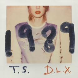 View album Taylor Swift - New Romantics - Single