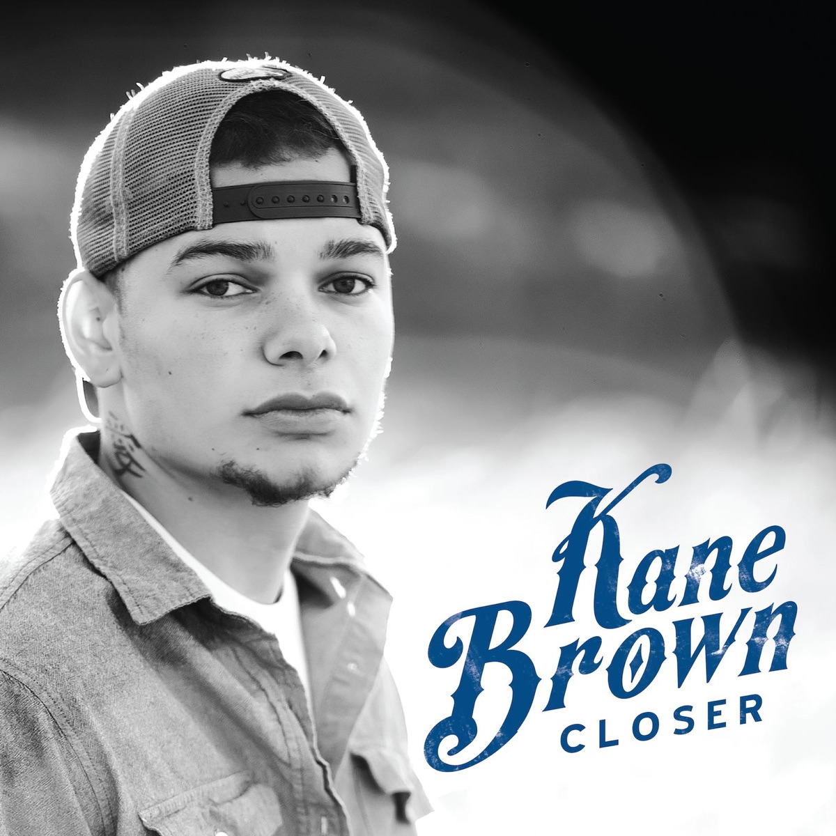 Closer - EP Kane Brown CD cover
