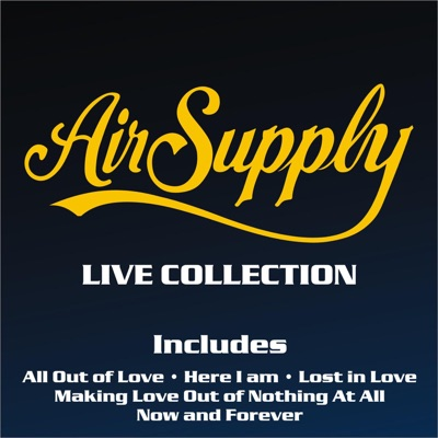 Live Collection - Air Supply