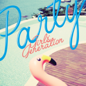 PARTY Girls' Generation - Girls' Generation