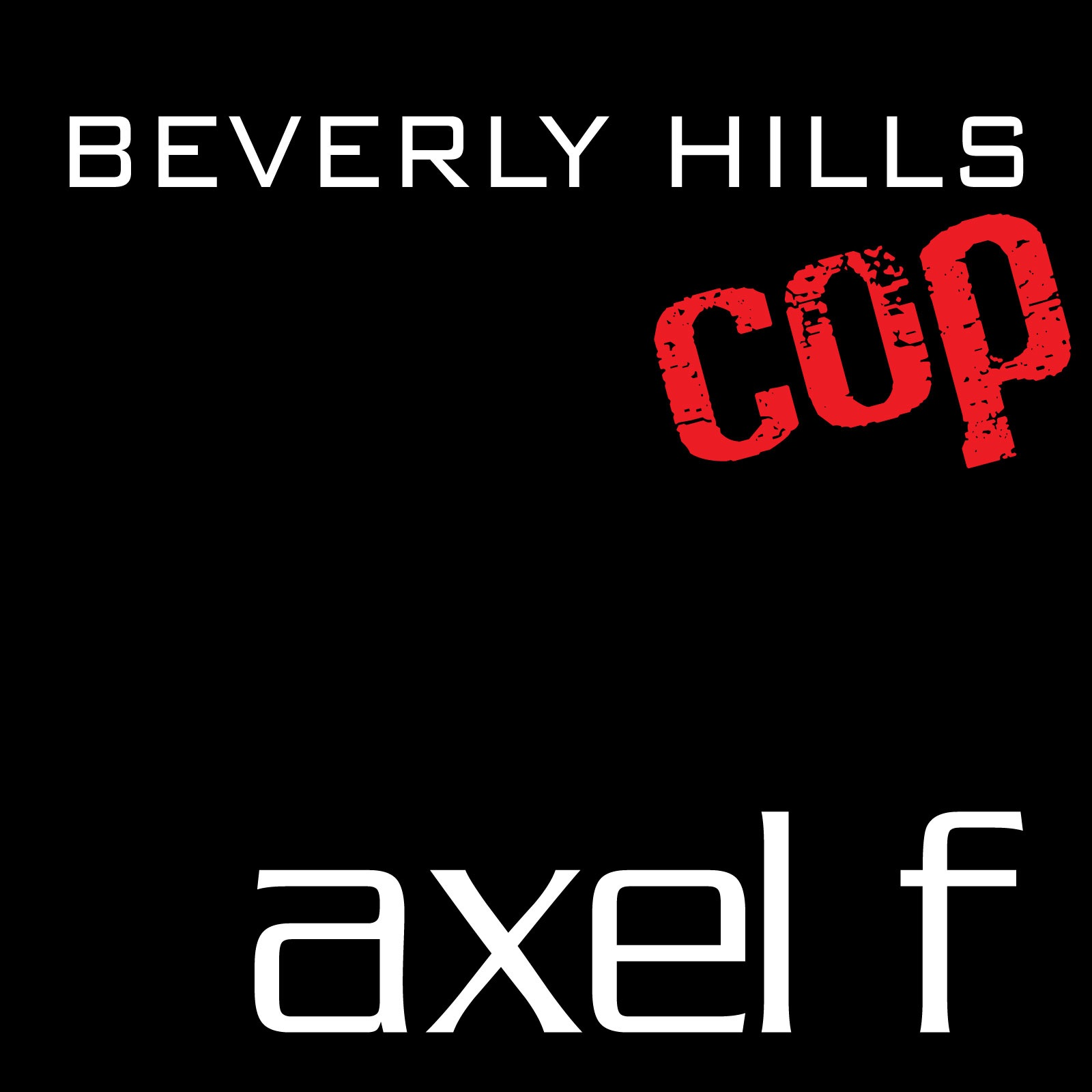Cover art for Axel F (Theme From Beverly Hills Cop)