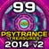 Various Artists - Psy Trance Treasures 2014, Vol. 2 - 99 Best of Fullon, Progressive & Goa Hits 2007-14 Summer Festival