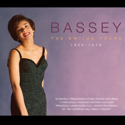 Bassey: The EMI/UA Years 1959-1979 - Shirley Bassey