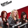 OG3NE - Emotion (From The voice of Holland 5) kunstwerk