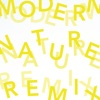 Modern Nature: The Remixes - EP ジャケット写真