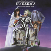 Beetlejuice soundtrack (isolated score by danny elfman).