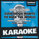 Everybody Wants to Rule the World (Originally Performed by Tears For Fears) [Karaoke Version]