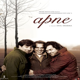 ‎Apne (Original Motion Picture Soundtrack) by Himesh Reshammiya on iTunes