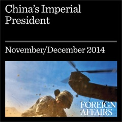 China's Imperial President: Xi Jinping Tightens His Grip (Unabridged)