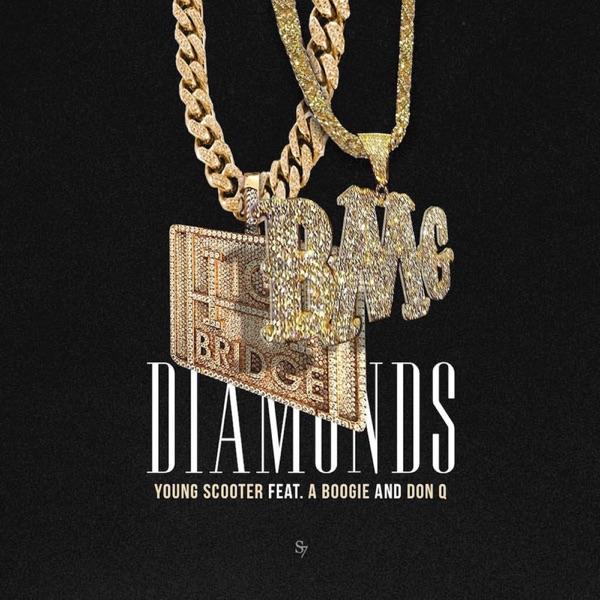 Diamonds (feat. Don Q & A Boogie wit da Hoodie) - Single