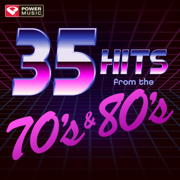 35 Hits from the 70's & 80's (Unmixed Workout Music Ideal for Gym, Jogging, Running, Cycling, Cardio and Fitness) - Power Music Workout - Power Music Workout
